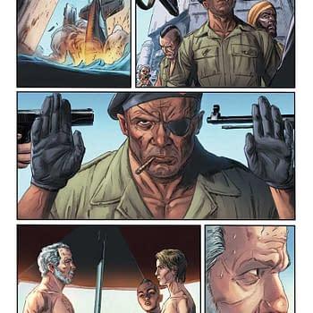 Bad Idea Comics Non-Diamond Solicits of Matt Kindt and Doug Braithwaites Eniac #1 for May 2020