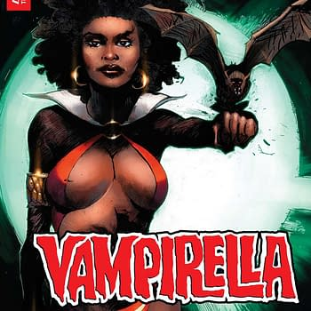 REVIEW: Vampirella #8 &#8212 Pretty Or Not This Doesnt Connect The Dots