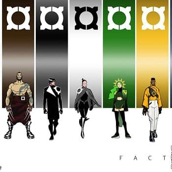 Marvel Reveals New X-Factor Costume Designs Adds Alpha Flights Aurora to the Team