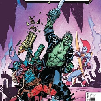 This Preview of Yondu #5 is a Kick Right in the ol Savrkk