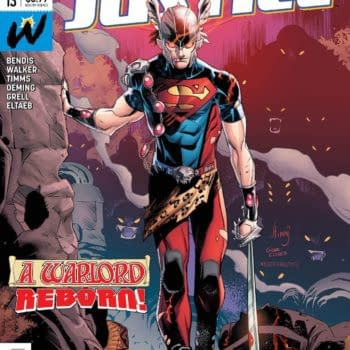 Young Justice #13 [Preview]