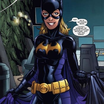 Official: Stephanie Brown Was Robin &#8211 But Never Batgirl
