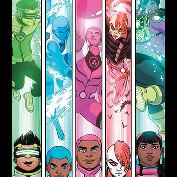 Wanted: Previews Of New Warriors Champions and Power Pack Outlawed Marvel Launches