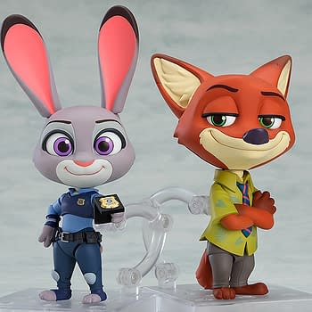 Zootopia is back with New Nendoroid Figures from Good Smile