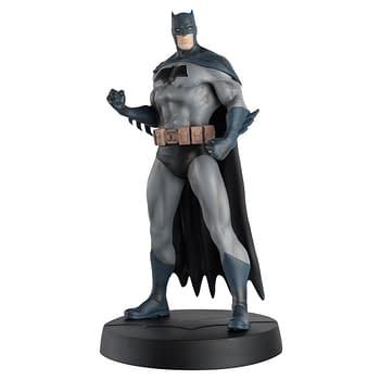 Detective Comics #1000 Batman Gets a Special Statue from Eaglemoss
