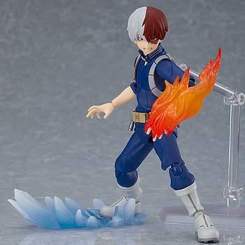 My Hero Academia Gets a New figma from Good Smile Company