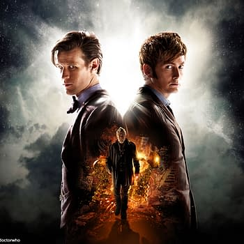 Doctor Who: Steven Moffats Day of the Doctor Rewatch Intro [VIDEO]