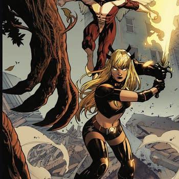 The Hordeculture Return For Empyre: X-Men #2