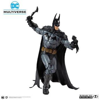 Batman: Arkham Asylum Figures Coming Soon from McFarlane Toys