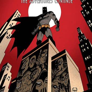 Batman: The Adventures Continue Tops ComiXology Chart