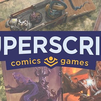 Superscript Comics and Games of Lakewood Ohio to Open on Free Comic Book Day
