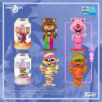 More Funko Soda Headed Our Way from WonderCon