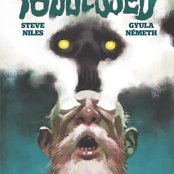 Steve Niles and Gyula Nemeth Launch Nazi Revenge Fantasy The Possessed #1 From Clover Press in June 2020