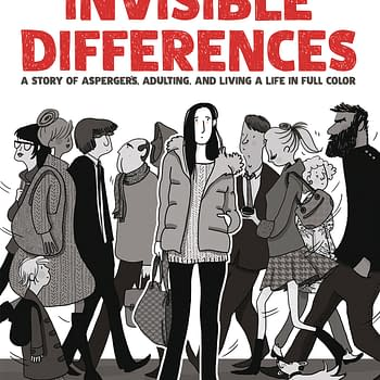 Oni Press Launches Invisible Differences &#8211 Aspergers Adulting and Living a Life in Full Color in June 2020 Solicits
