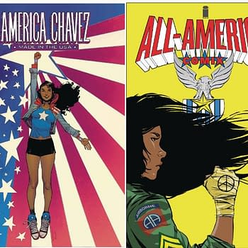 America Chavez and America Vasquez Both Get #1 in June &#8211 With Chavez Written By Vasquez