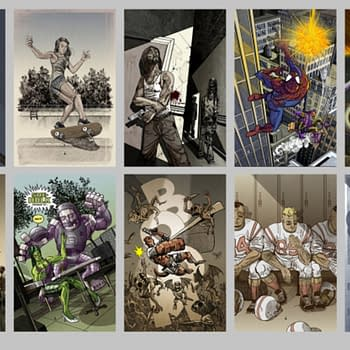 Kiel Phegley and Jacques Khouris New Graphic Novel Strikers For 2022