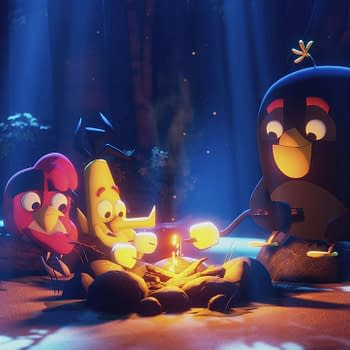 Angry Birds: Summer Madness: Netflix Nabs New Animated Series