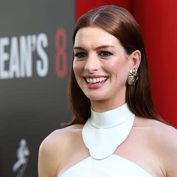 Anne Hathaway Cast in French Children Dont Throw Food