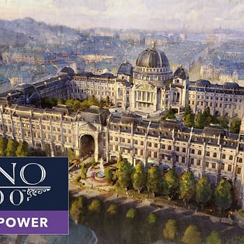 Ubisoft Reveals The Next Anno 1800 DLC Called Seat Of Power