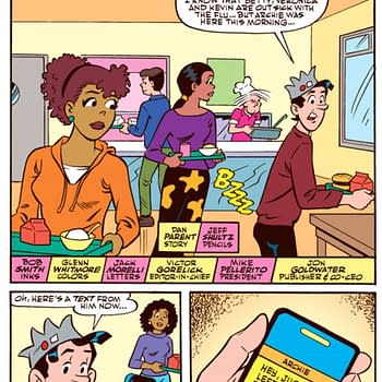 Archie Comics Reduces Schedule Makes All March/April Titles Returnable