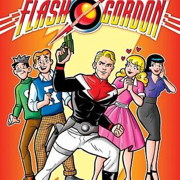 Archie Meets Flash Gordon in June by Jeff Parker and Dan Parent