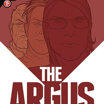 REVIEW: Argus #1 &#8212 Very Thorough About Setting Up Its Rules For Chronological Excursions