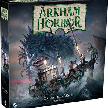 Fantasy Flight Unveils New Arkham Horror Expansion Box