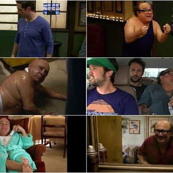 Its Always Sunny in Philadelphia &#8211 Frank Reynolds: The Man The Myth The Sounds [VIDEO]