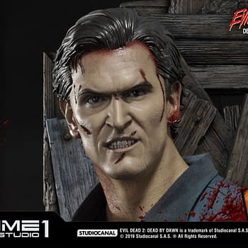 Evil Dead Ash Williams is Back with Prime 1 Studio