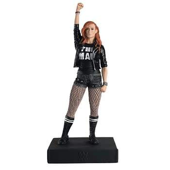 The Ladies of WWE Have Arrived with New Eaglemoss Statues
