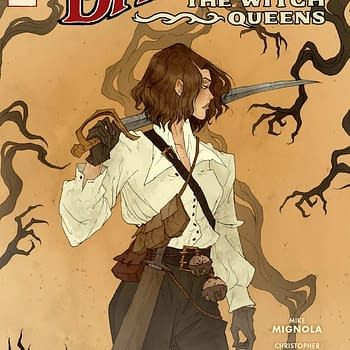 Mike Mignola Launches Lady Baltimore in June From Dark Horse Comics