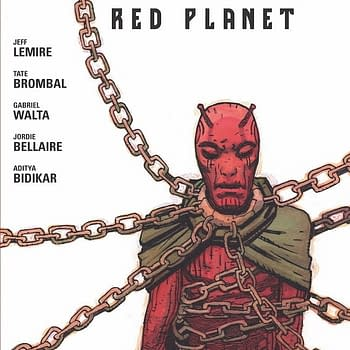 Black Hammer Universe Explores HIV-AIDS Crisis in Barbalien: Red Planet