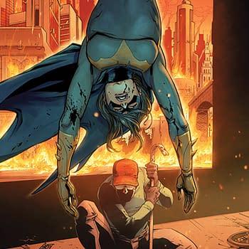 Batgirl Relives Killing Joke and All Her Worst Traumas for Joker War in June