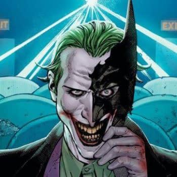 Batman #93 cover art by Tony S. Daniel, from DC Comics.