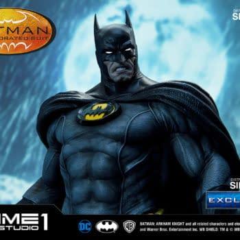 Batman Incorporated Prime 1 Studio Statue Goes Exclusive