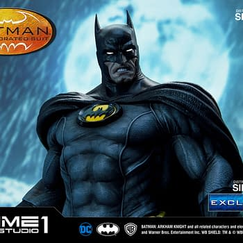 Batman Incorporated Prime 1 Studio Statue Goes Exclusive