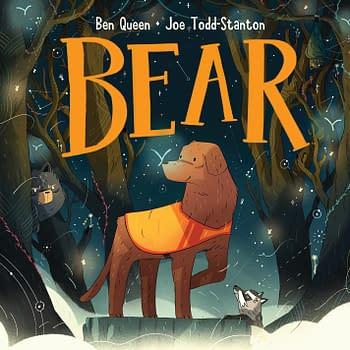 Powerless Creator Ben Queen Writes New Graphic Novel Bear as Lumberjanes Reaches #75 in Boom Studios June 2020 Solicitations