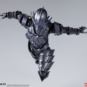 Ultraman Is Ready for Battle With Three New Bandai Figures