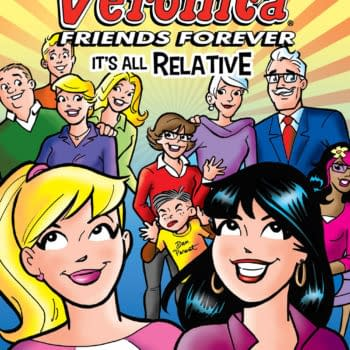 Review: Betty and Veronica: Friends Forever. It's All Relative is a joyful read!