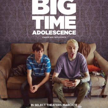 Big Time Adolescence Movie Review