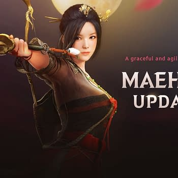 New Maehwa Character Class Added To Black Desert On Console