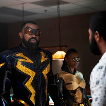No Blu-Rays and Reduced DVDs For Black Lightning?