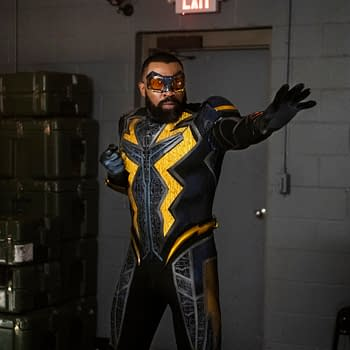 Black Lightning Ending with Season 4 EP Salim Akil Comments