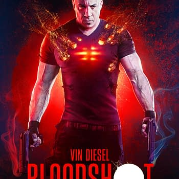Bloodshot 4K Blu-ray Gets a Best Buy Exclusive Steelbook