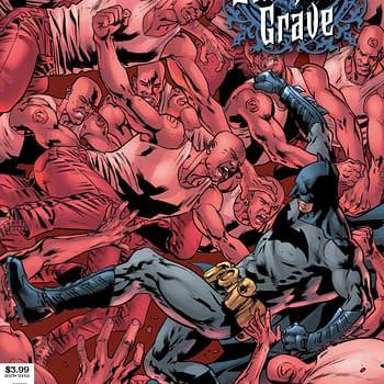 Who Will Die First Batman or Jim Gordon The Batmans Grave #6 [Preview]