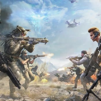 """""""Call Of Duty: Mobile"""" Has Launched Season 4: Disavowed"""