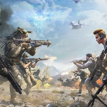 Call Of Duty: Mobile Has Launched Season 4: Disavowed