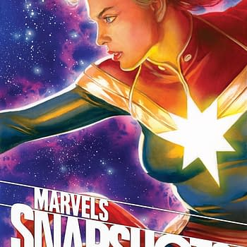 Captain Marvel Civil War Get Marvels Snapshots in June from Mark Waid Colleen Doran Saladin Ahmed &#038 Ryan Kelly