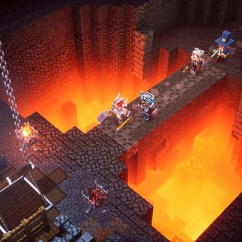 Minecraft Dungeons May Be the Next Game to Be Hit With Delays