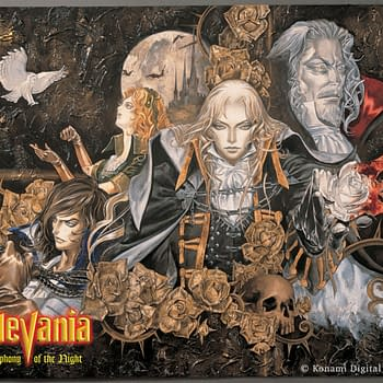 Castlevania: Symphony Of The Night Comes To Mobile